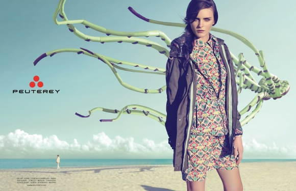 Peuterey Campaign SS201512