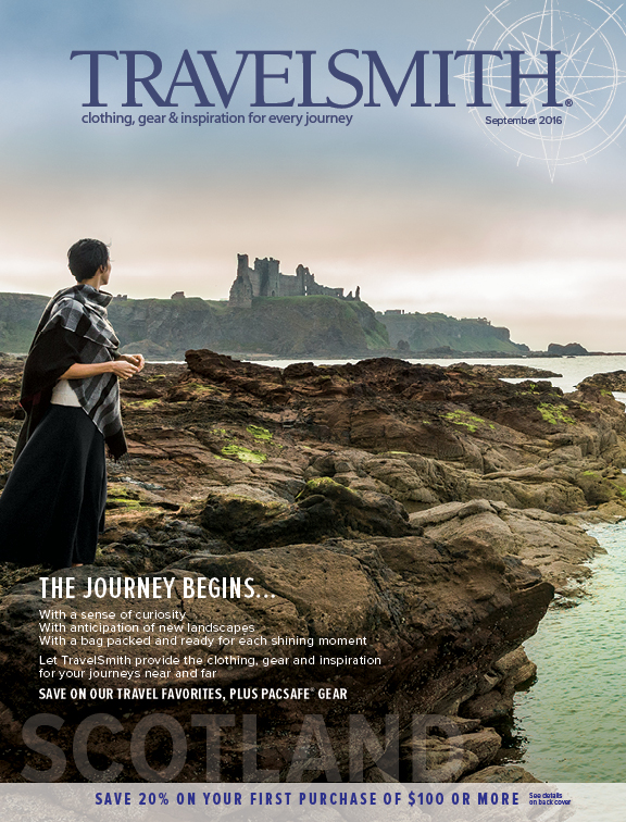TravelSmith Scotland issue